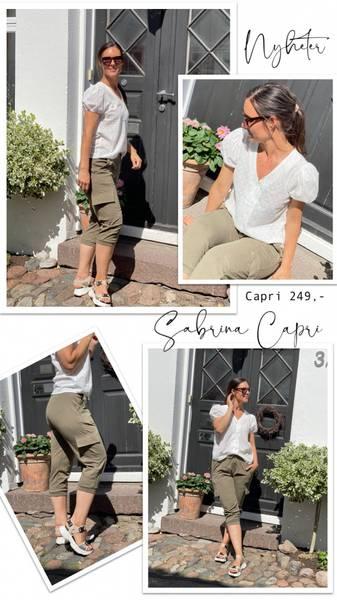 SABINA CAPRI - CAPERS