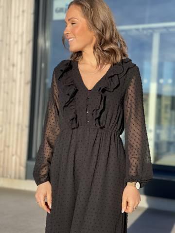 Bilde av LYDIA DRESS - BLACK