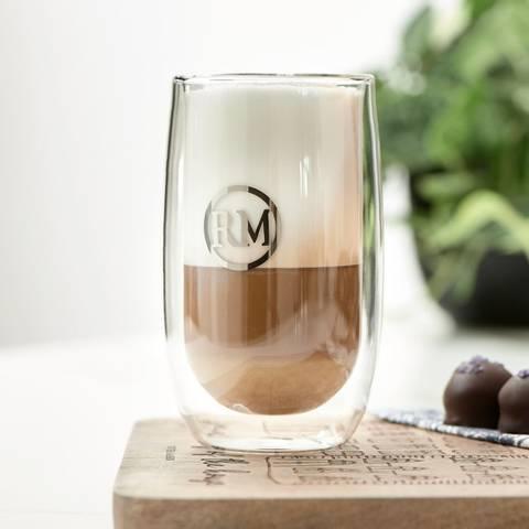 Bilde av RIVIERA MAISON - LOVE RM DOUBLE WALL GLASS 11 CM