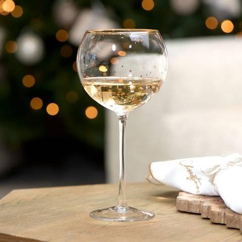 Bilde av RIVIERA MAISON - STARRY NIGHT WINE GLASS