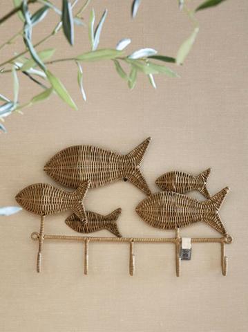 Bilde av RIVIERA MAISON - HAPPY FISH COAT RACK