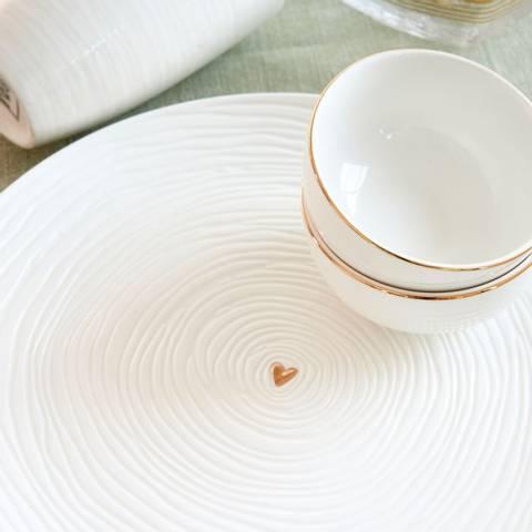 Bilde av RIVIERA MAISON - FOOD LOVERS DINNER PLATE