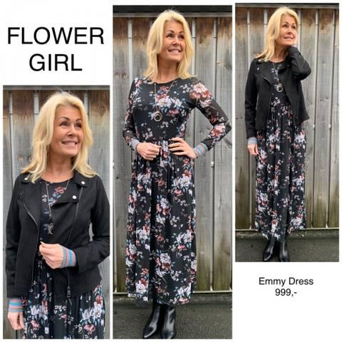 Bilde av EMMY DRESS FLOWER