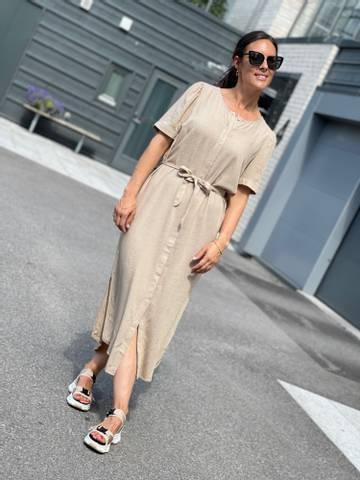 Bilde av SIMPLY DRESS - BEIGE SAND