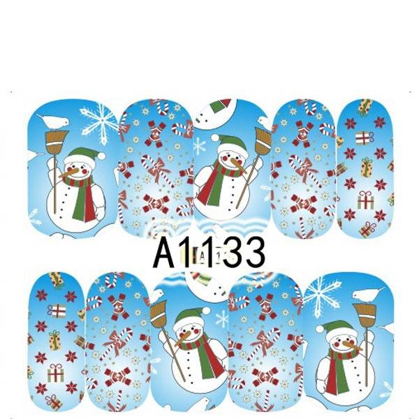Bilde av Juledekor #3 - 12 sett.