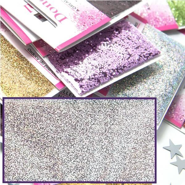 Bilde av Glitter - Sølv