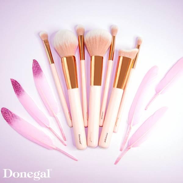 Bilde av Sminkekost - Pink Ink - Øyenskyggekost