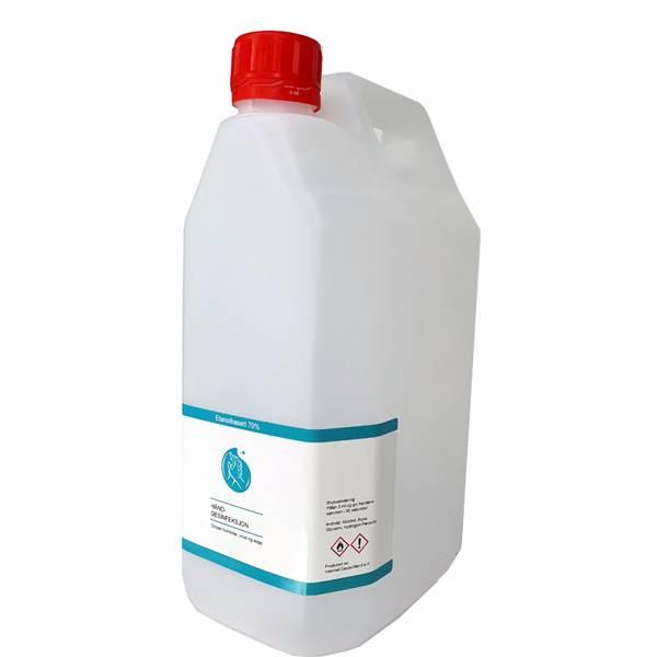 Bilde av Antibakteriell håndsprit refill 2.5 Liter