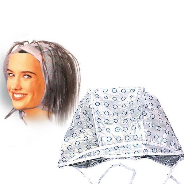 Bilde av Hette for striping av hår med små hull