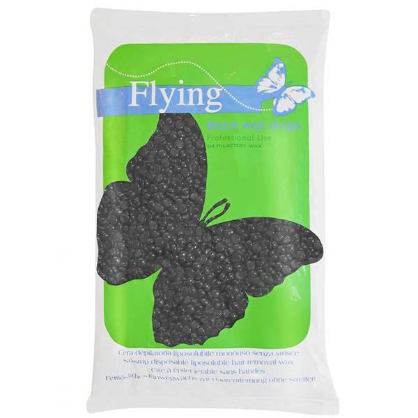 Bilde av Hot Wax Stripsfri - Black 800g. Flying fra TERZI