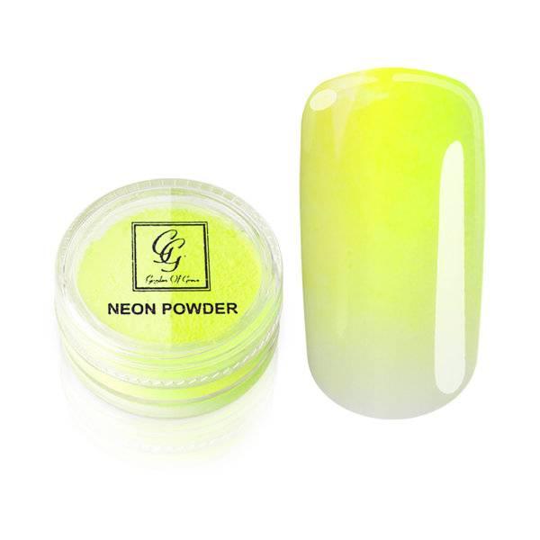 Bilde av Neon Powder Lime