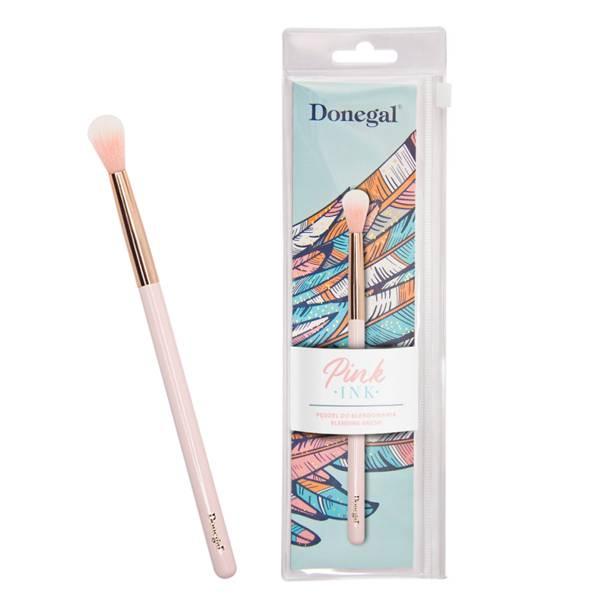 Bilde av Sminkekost - Pink Ink - Øyenskygge Blending Brush