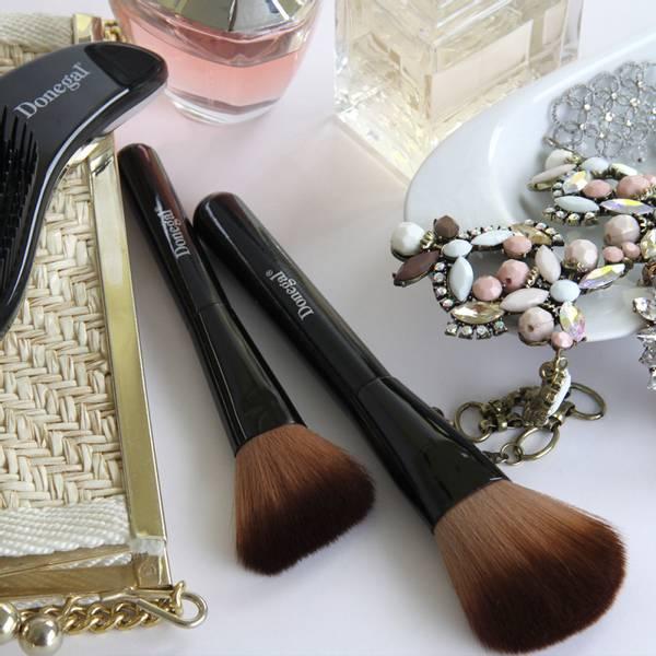 Bilde av Sminkekost - Powder and bronzer brush