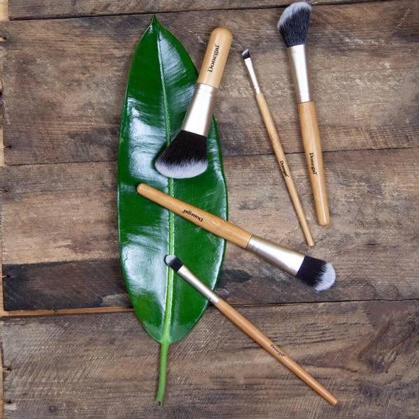 Bilde av Sminkekost - NATURE - Blush and Bronzer Brush