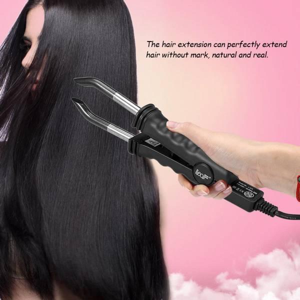 Bilde av Hair Extension Tang - Teflon
