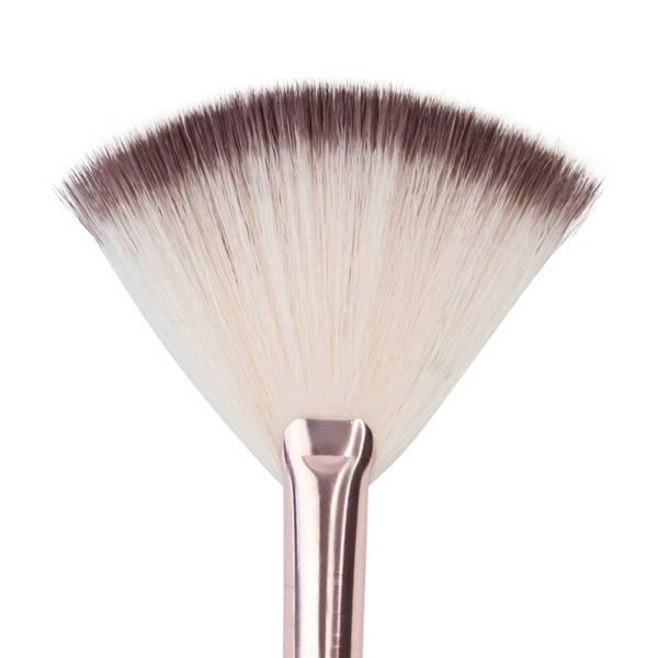 Bilde av DUO - Highlighter brush & concealer brush