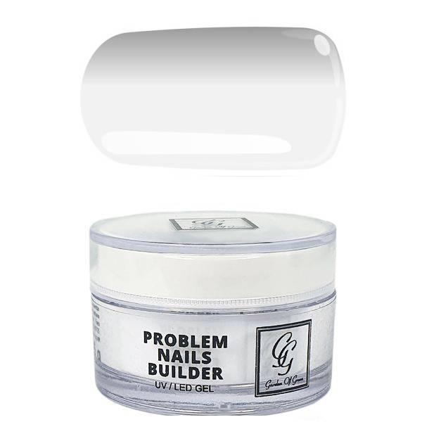 Bilde av Problem Nail Builder Klar UV/LED GEL