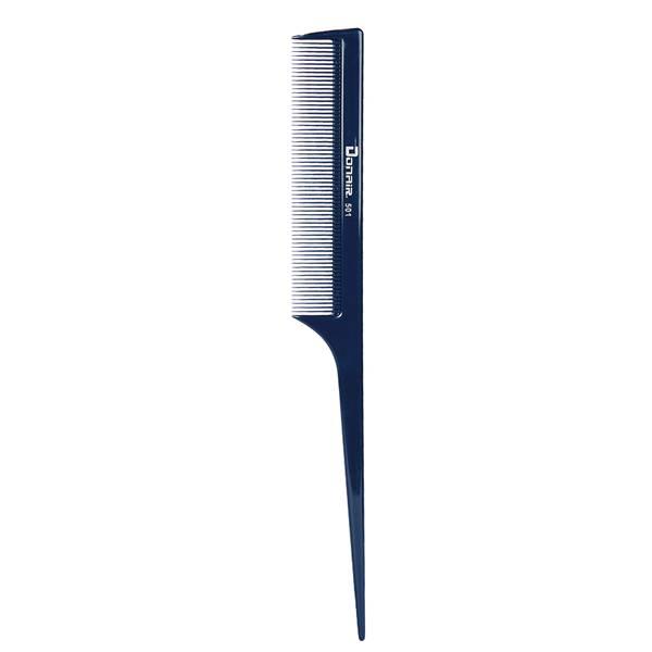 Bilde av Stylingkam med spiss 21.3 cm. Blå