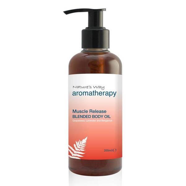 Bilde av Massage Oil 200ml. - Muscle Release