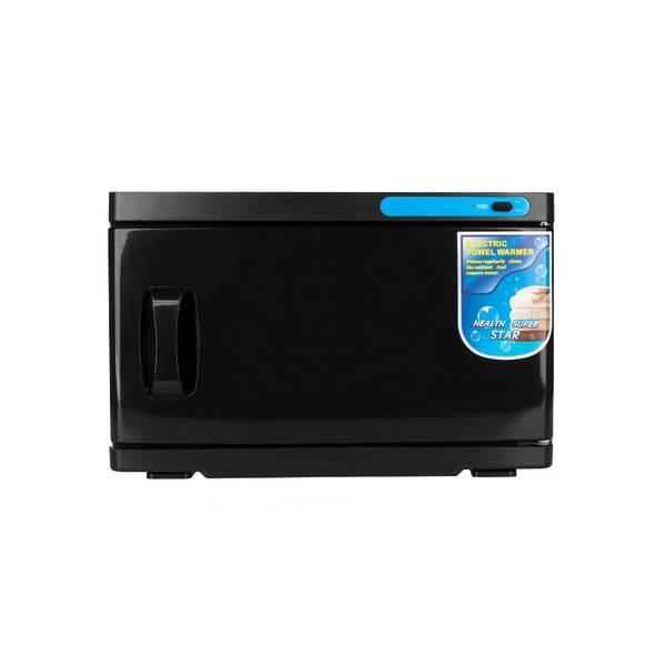 Bilde av Håndklevarmer med UV-C sterilisator 16 Liter - Svart