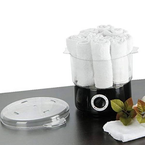 Bilde av Barber Pro Håndklevarmer med damp