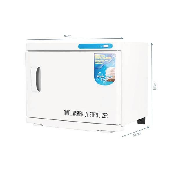 Bilde av Håndklevarmer med UV-C sterilisator 23 Liter - Hvit
