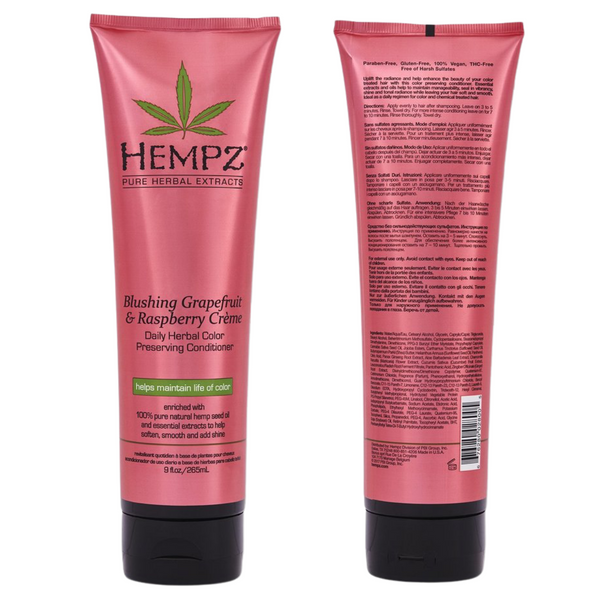 Bilde av Hempz Blushing Grapefruit & Raspberry Crème Herbal Conditioner