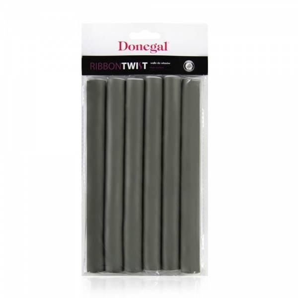 Bilde av Ribbon Twist 6 stk.  1,8 cm. / 18 cm. hårrull