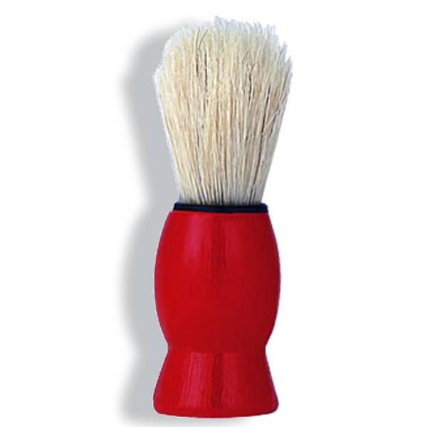 Bilde av Barberkost - Syntetisk bust 9 cm.