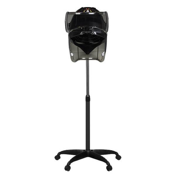 Bilde av Hårtørker gulvmodell - svart 950W