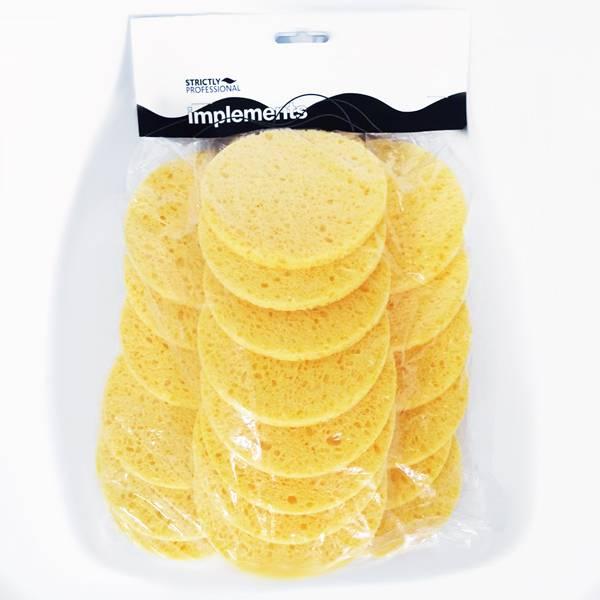Bilde av Kosmetikksvamp 24 stk. i økonomipakke