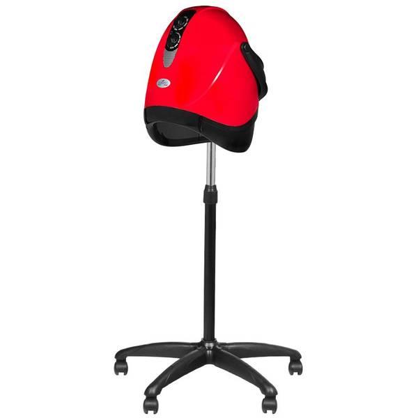 Bilde av Hårtørker gulvmodell - rød 1000W