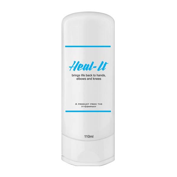 Bilde av Heal-It Fuktighetskrem for hender, albuer og knær
