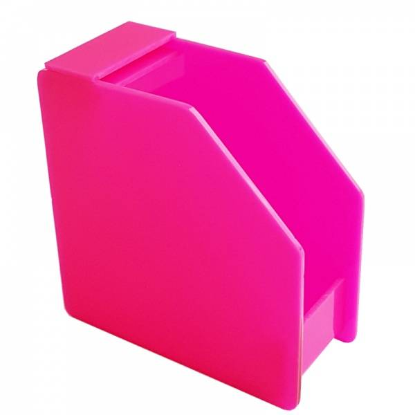 Bilde av Dispenser for negleformer - Rosa