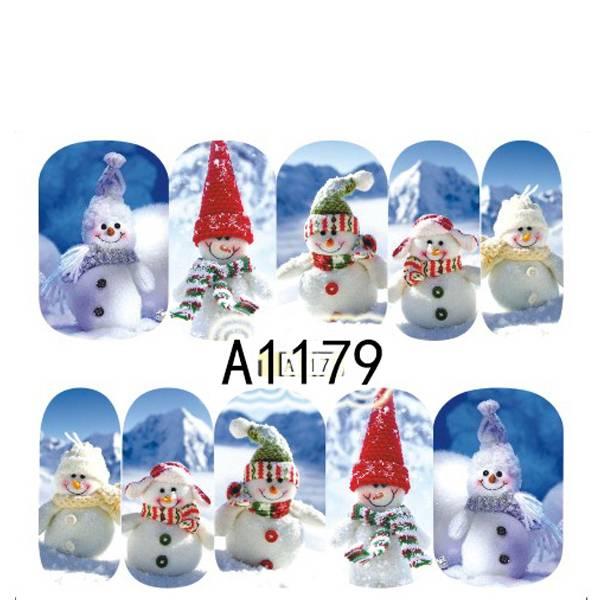 Bilde av Juledekor #2 - 12 sett.