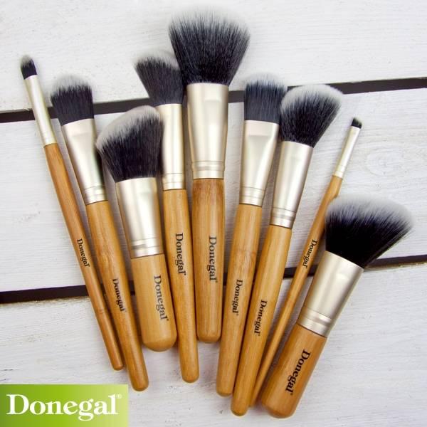 Bilde av Sminkekost - NATURE - Foundation Brush