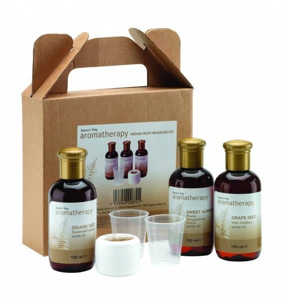 Bilde av Indian Head Massage Kit