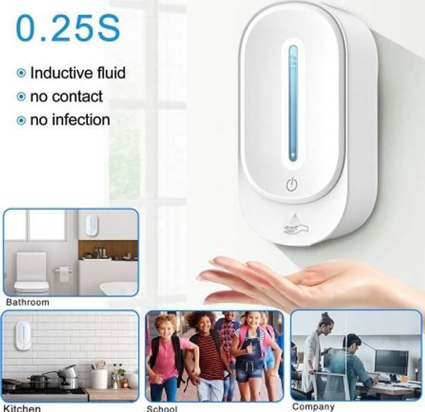 Bilde av Antibakteriell berøringsfri dispenser for håndsprit