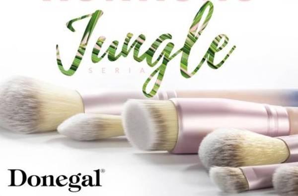 Bilde av Sminkekost - JUNGEL - Foundation Brush