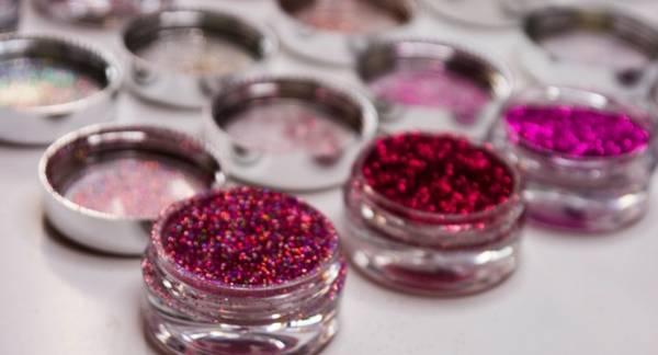 Bilde av Glitter Desire Magenta