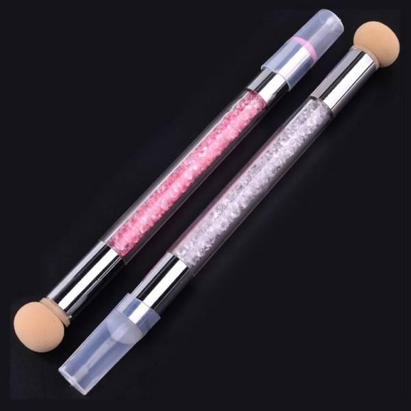 Bilde av Stempel pen med silicon og svamp