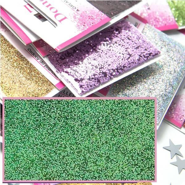 Bilde av Glitter - Grønn