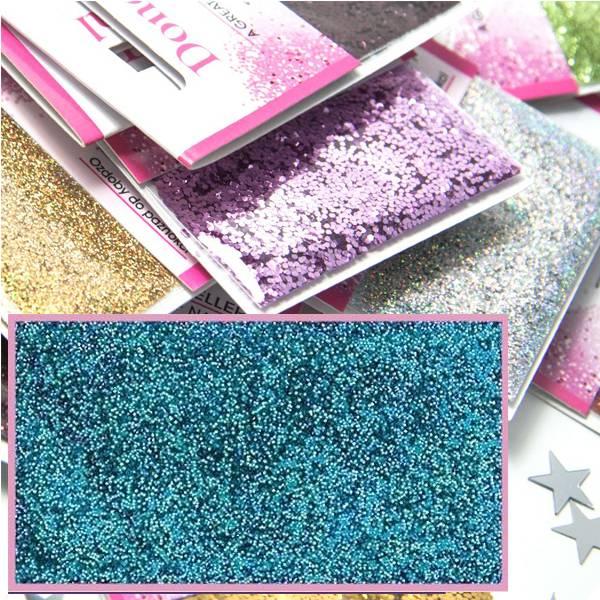 Bilde av Glitter - Blå