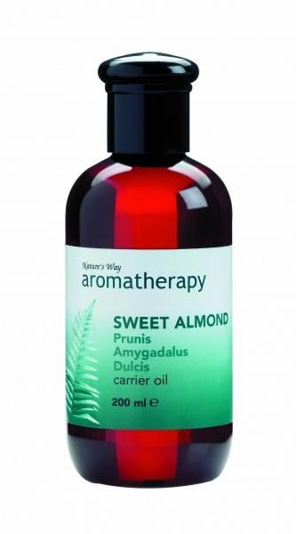 Bilde av Sweet Almond Oil 200ml - Baseolje
