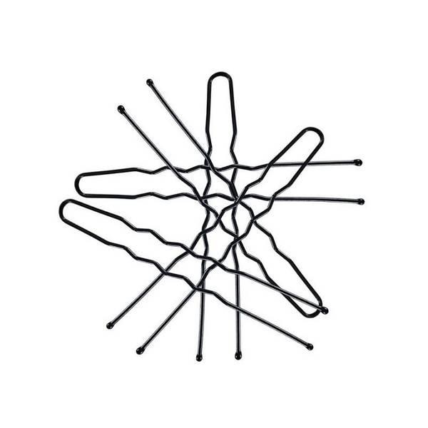 Bilde av Hårnåler 7 cm. x 50 stk. Sorte