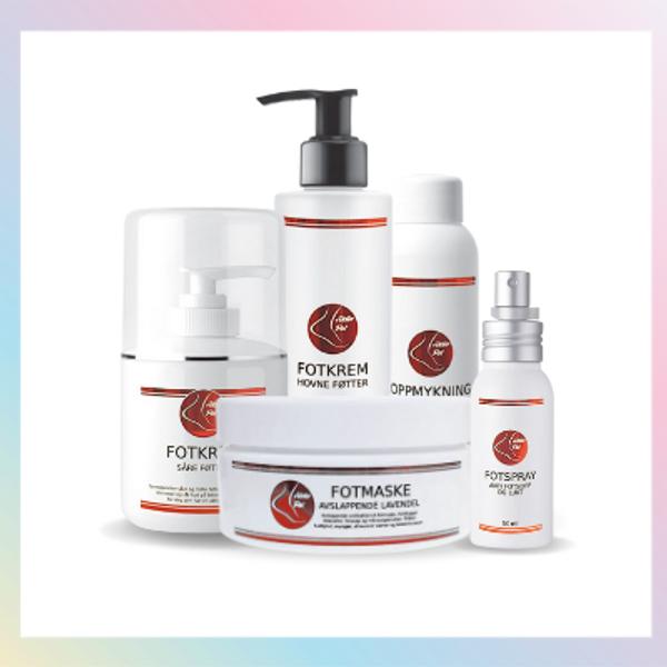 BodyGreen fotpleie - kvalitetsprodukter til en lav pris