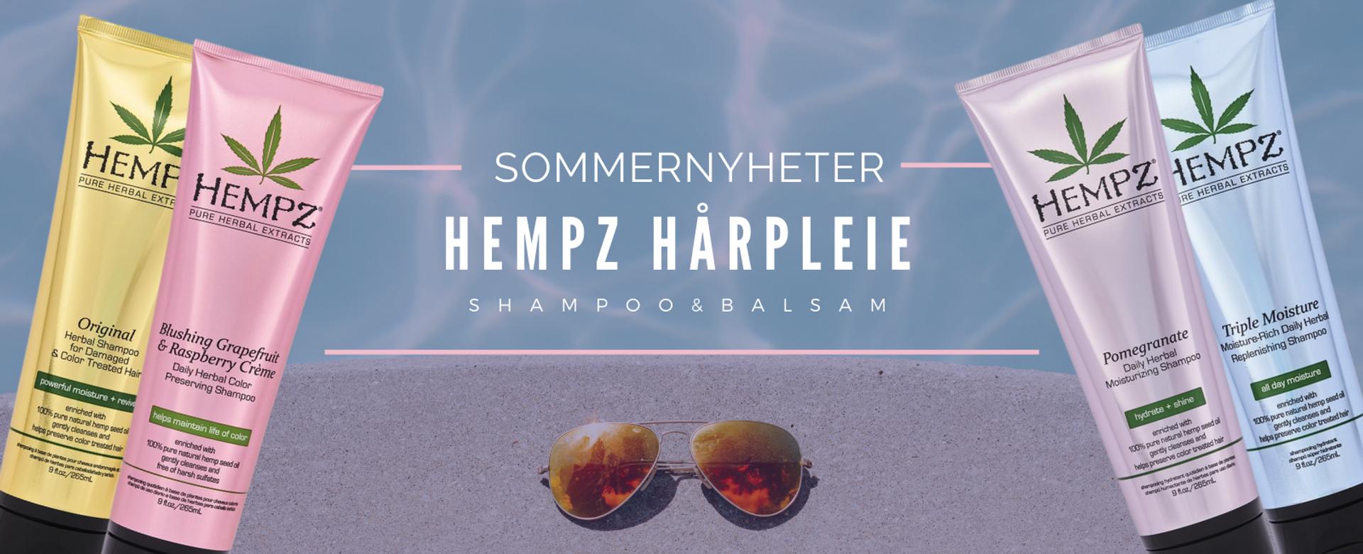 Hempz Hårpleie - nyhet