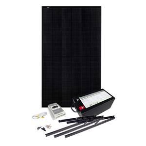 Bilde av Solcelleanlegg oppgraderingspakke 350 watt litium