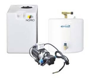 Bilde av Vannpakke 230 volt/30 liter Oso