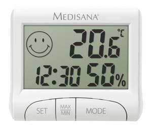 Bilde av  Termometer/Hygrometer Medisana HG100